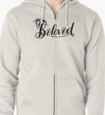 Beloved Zipped Hoodie