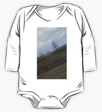Storms and Trees One Piece - Long Sleeve