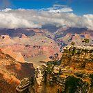 South Rim, Grand Canyon National Park, Arizona, USA by Daniel H Chui