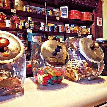 Special Treats at the General Store by SudaP0408