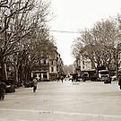 quite street  by ben reid