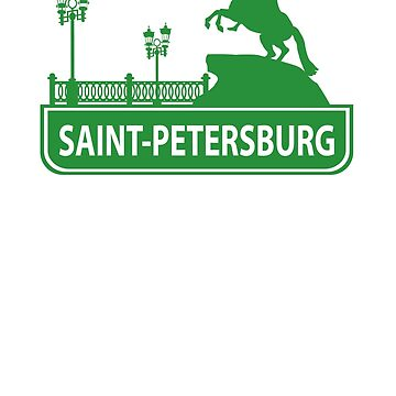 Saint Petersburg by chromedesign