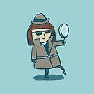 Lady Detective by Zoe Lathey