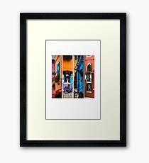 Italian Living Framed Print