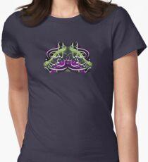 Rabbey Zidni ilma Calligraphy  design        Women's Fitted T-Shirt