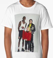 Michael Jackson, Jordan, Macaulay Culkin Long T-Shirt