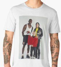 Michael Jackson, Jordan, Macaulay Culkin Men's Premium T-Shirt