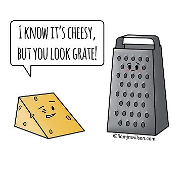 Cheese Grater by liamjmwilson