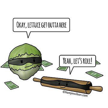 Lettuce Roll by liamjmwilson