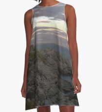 Cape Elizabeth A-Line Dress