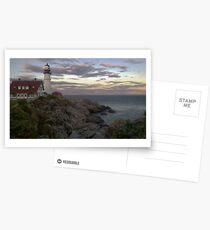 Cape Elizabeth Postcards