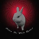 Follow The white Rabbit v2 by Mark Salmon