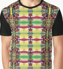 Pattern, design, tracery, weave, drawing, figure, picture, hallucination Graphic T-Shirt