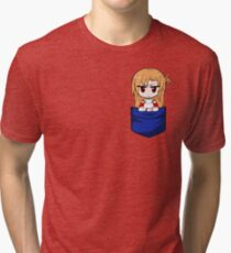 Asuna Pocket Sao Tri-blend T-Shirt