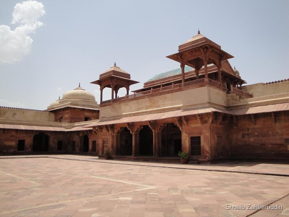 Jodha's Palace by Shoaib Zaheeruddin