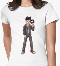 LUZIFER JUNIOR Tailliertes T-Shirt für Frauen