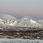 An Teallach at Dawn by derekbeattie