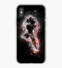 Goku Ultra Instinct (migatte no gokui) iPhone Case