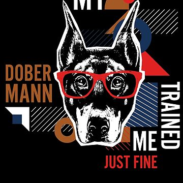 Dobermann Trained me by Josef1981