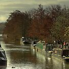 Whilton, Grand Union Canal 2 by SimplyScene