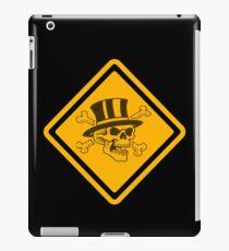 Pirates - Tophat iPad Case/Skin