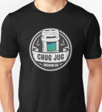 Fortnite Chug Jug Brewing Co. Battle Royale (WHITE - Colored Liquid) Unisex T-Shirt