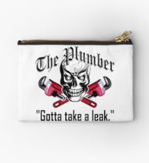 Plumber Skull 3.1: Gotta Take a Leak Studio Pouch