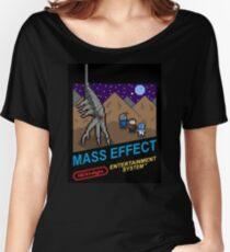 NEStalgia: Mass Effect Women's Relaxed Fit T-Shirt