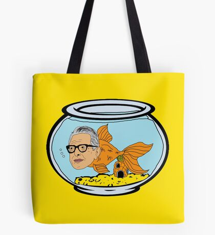 Jeff in a Bowl Tote Bag