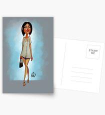 Shay Kwan  Postcards