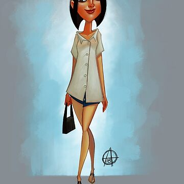 Shay Kwan  by Amata415