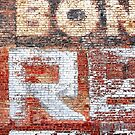 Brick Walls of New York. by Alex Preiss