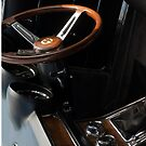 Alfa Romeo Giulia Sprint Interior by Flo Smith