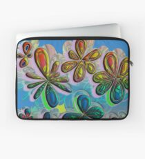 Love in the Flowers  Laptop Sleeve