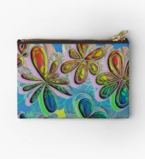 Love in the Flowers  Studio Pouch