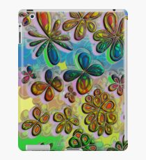 Love in the Flowers  iPad Case/Skin