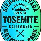 Yosemite National Park California by MyHandmadeSigns