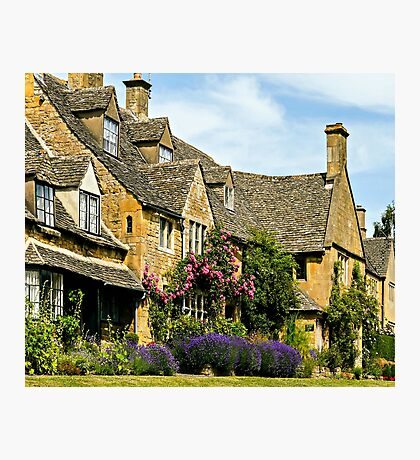 Jewel of the Cotswolds  Photographic Print
