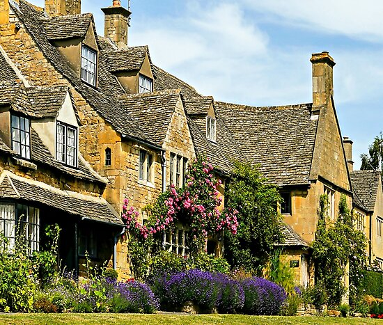 Jewel of the Cotswolds  by ScenicViewPics
