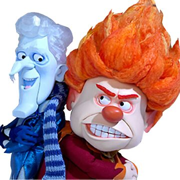 Snow / Heat Miser de cjackvony