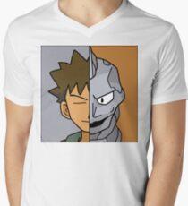 Pewter City Gym Men's V-Neck T-Shirt