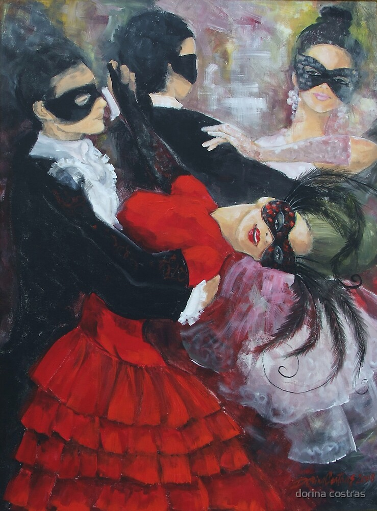 Romance in the waltz steps (1) by dorina costras