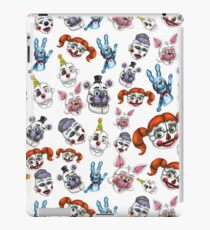 The Faces of Sister Location iPad Case/Skin