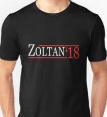 Zoltan Istvan for Governer 2018  Unisex T-Shirt