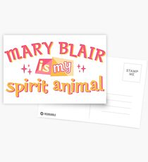 Mary Blair is my Spirit Animal Postcards