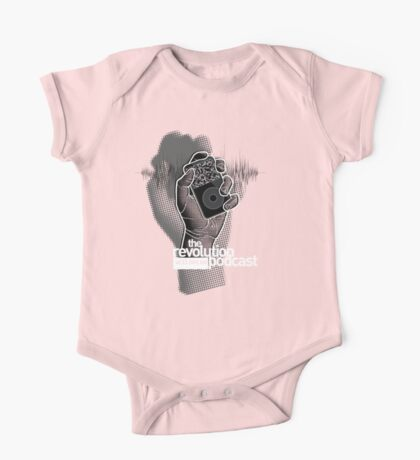 The Revolution Will Not Be Podcast Kids Clothes