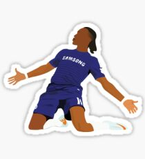 Drogba (Chelsea) Sticker