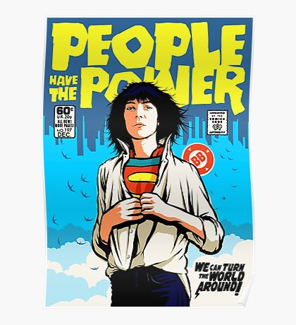 Power To The People Poster