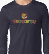 "Toys ""Я"" Us Vintage 1986 Long Sleeve T-Shirt"