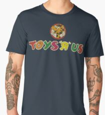 """Toys """"Я"""" Us Vintage 1986 Men's Premium T-Shirt"""